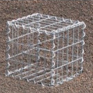 Gabion cubique