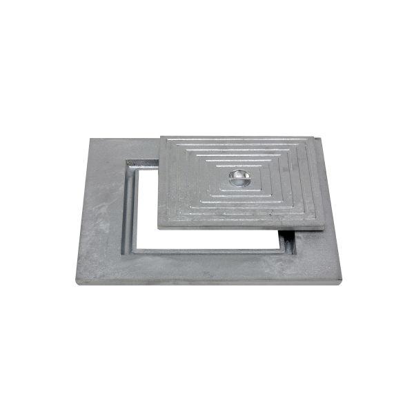 Regard en aluminium