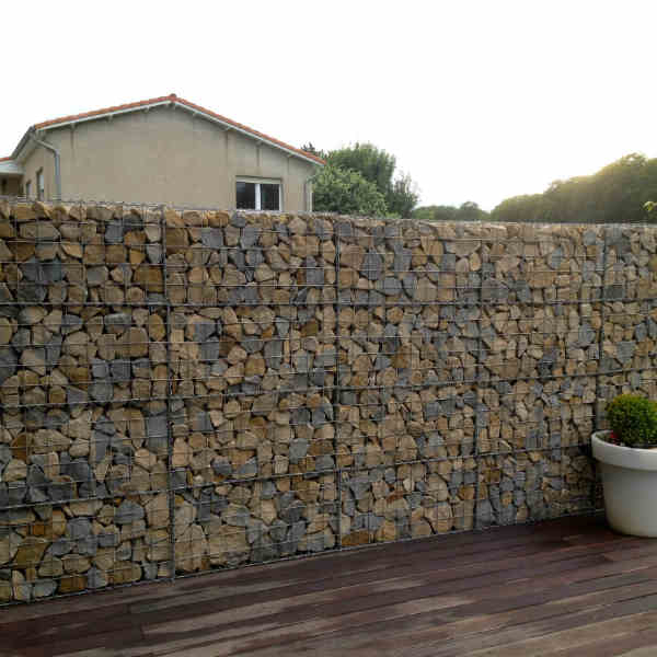 Gabion rectangulaire