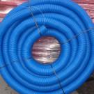 Gaine TPC bleue pour eau