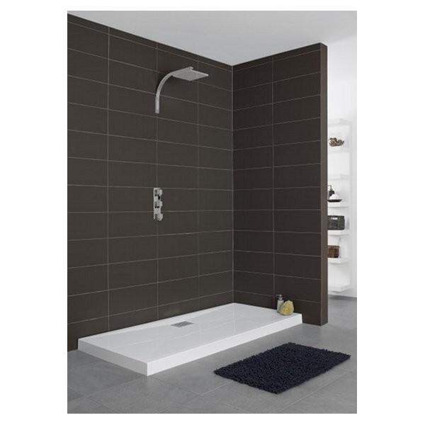 receveur douche kinecompact rectangle 100 x 70 cm. Black Bedroom Furniture Sets. Home Design Ideas