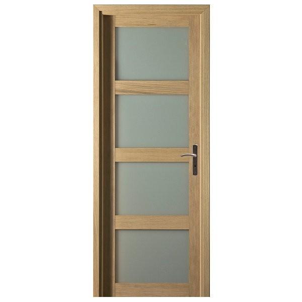 Bloc porte quartzo ch ne 4 crx 204x83 cm droite for Porte 204x83