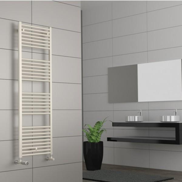 Radiateur s che serviette cordivari lisa 812w for Radiateur seche serviette eau chaude