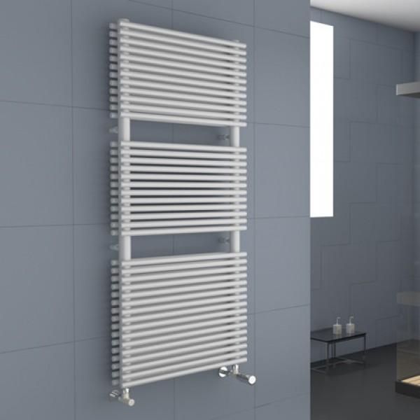 Radiateur s che serviette cordivari lucy 1018w for Radiateur seche serviette eau chaude largeur