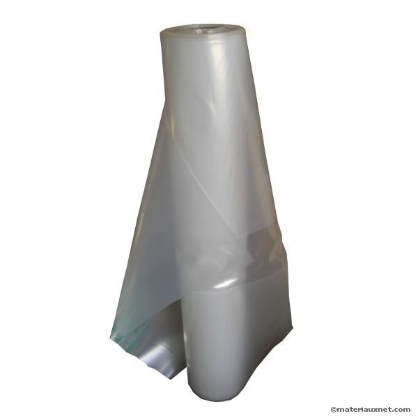 Film polyane 150 microns en largeur 3 m par 200 m2 for Bache pour bassin largeur 3m