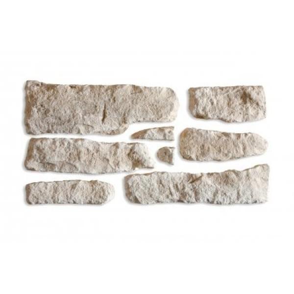 plaquette de parement causse 3 cm naturel 0 5 m2. Black Bedroom Furniture Sets. Home Design Ideas