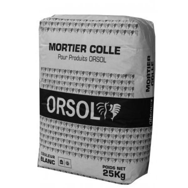 Mortier colle pour plaquettes parement sac de 25 kg for Mortier pour brique de verre