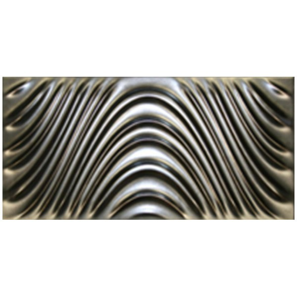 carrelage mura dune megalos silver 3d 30x60cm. Black Bedroom Furniture Sets. Home Design Ideas