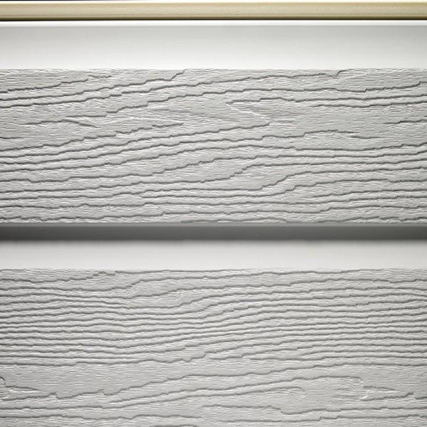 bardage pvc gris aspect bois 30cm. Black Bedroom Furniture Sets. Home Design Ideas