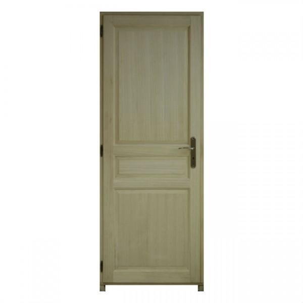 bloc porte morea 3 pnx 204x73 droit. Black Bedroom Furniture Sets. Home Design Ideas