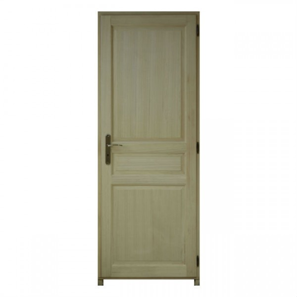 bloc porte morea 3 pnx 204x63 gauche. Black Bedroom Furniture Sets. Home Design Ideas