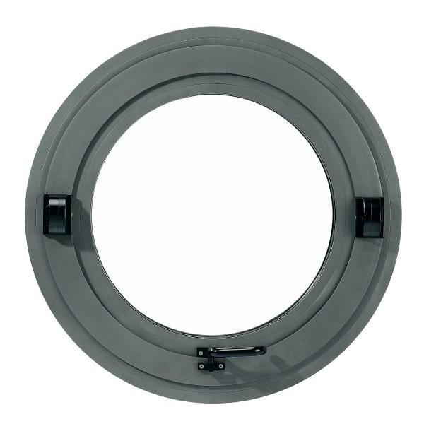 Oeil de boeuf alu basculant rond diam 70 cm for Oeil de boeuf aluminium