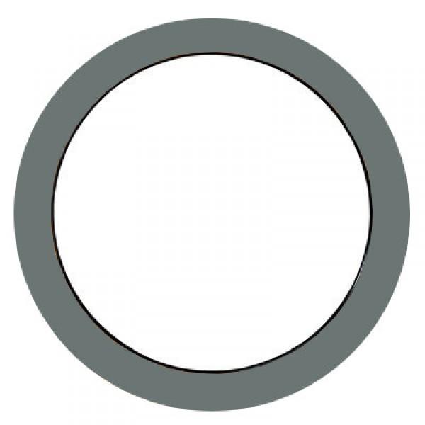 Oeil de boeuf alu fixe rond diam tre 100 cm for Oeil de boeuf aluminium