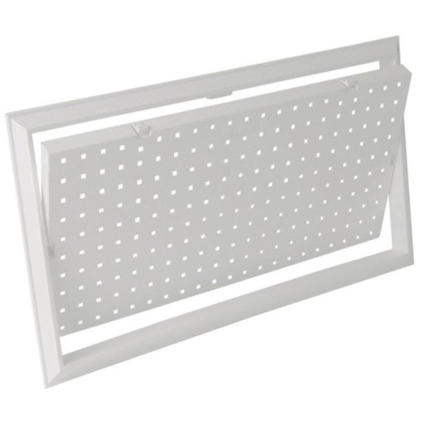 trappe de visite pour baignoire nicoll tv2520 2 carreaux de 250x200mm. Black Bedroom Furniture Sets. Home Design Ideas