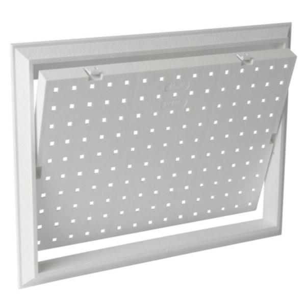 trappe de visite pour baignoire nicoll tv608 6 carreaux de 108x108mm. Black Bedroom Furniture Sets. Home Design Ideas