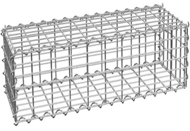 Gabion Rectangulaire 100 x 30 x 30 - fil 4 mm - maille 10x10 cm