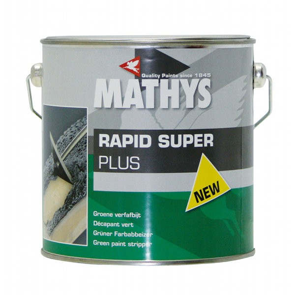 Décapant écologique Rapid Super Plus Mathys incolore, 1 litre