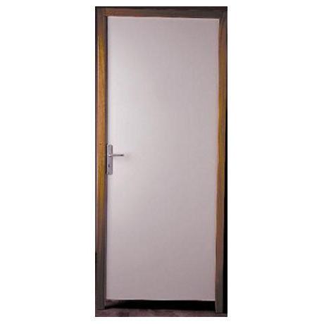 bloc porte coupe feu 1 2h pr peint 204x83 cm droit. Black Bedroom Furniture Sets. Home Design Ideas