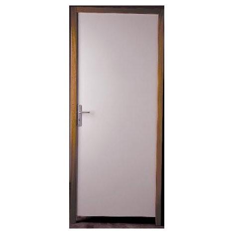 bloc porte acoustique coupe feu 204x83 cm gauche. Black Bedroom Furniture Sets. Home Design Ideas