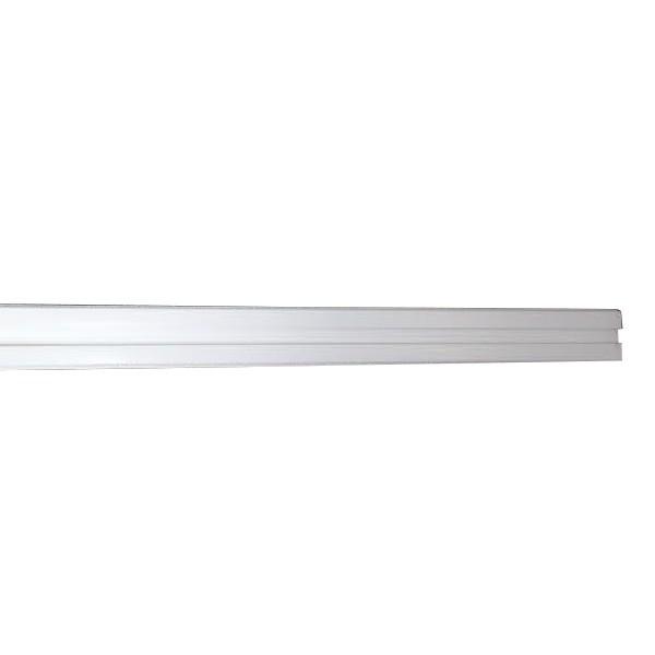 Elargisseur PVC pour dormant de 70 mm - long 3000 mm