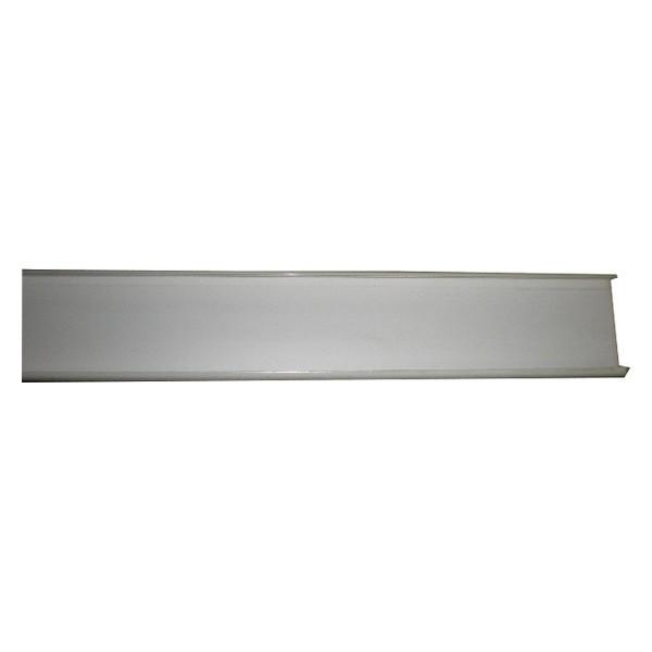 Profil de jonction PVC longueur 3000 mm épaisseur 58 mm