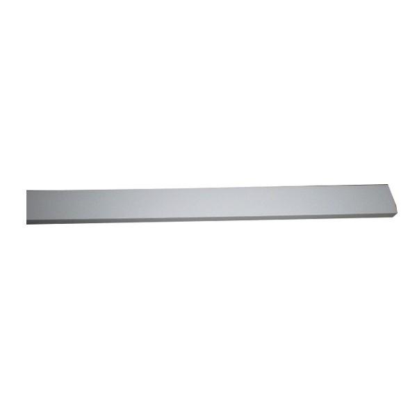 Recouvrement en PVC hauteur 35 mm largeur 12 mm