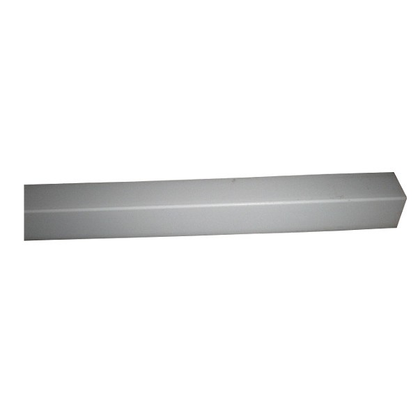 Cornière en PVC longueur 3000 mm, 35*35mm