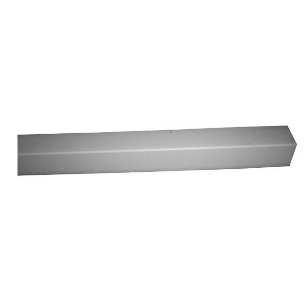 Cornière en PVC longueur 3000 mm, 60*40