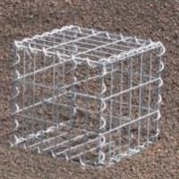 Gabion Cubique 30x30x30 - fil 4 mm - maille 5x10 cm