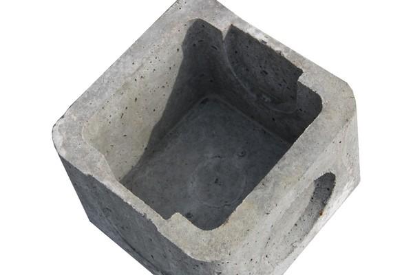 Regard de branchement béton 50x50 cm, l'unité