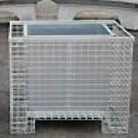 Gabion Cubique pour plantation - 21x21x21 cm