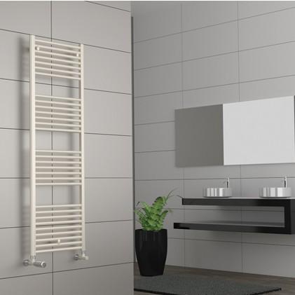 Radiateur sèche serviette eau chaude mixte CORDIVARI Lisa 812W