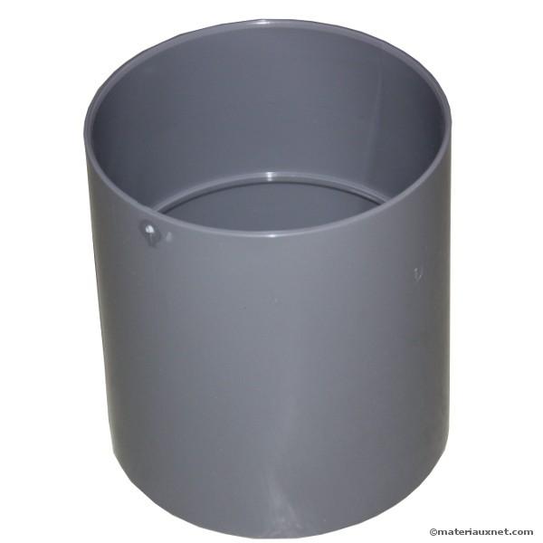 Manchon PVC Batiment  DN 80, l'unité
