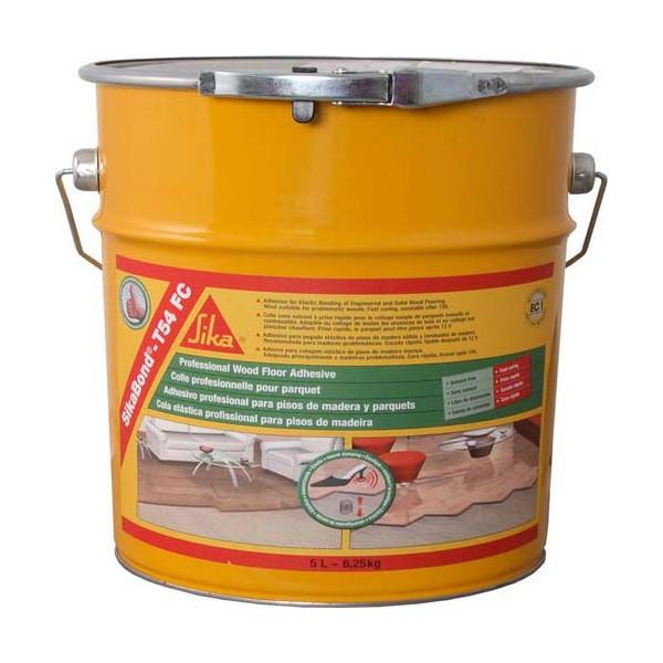 Mastic colle SIKABOND-54 parquet seau de 13 kg