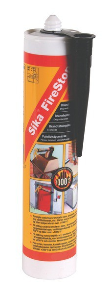 Mousse expansive SIKA Firestop Foam cartouche 210 ml