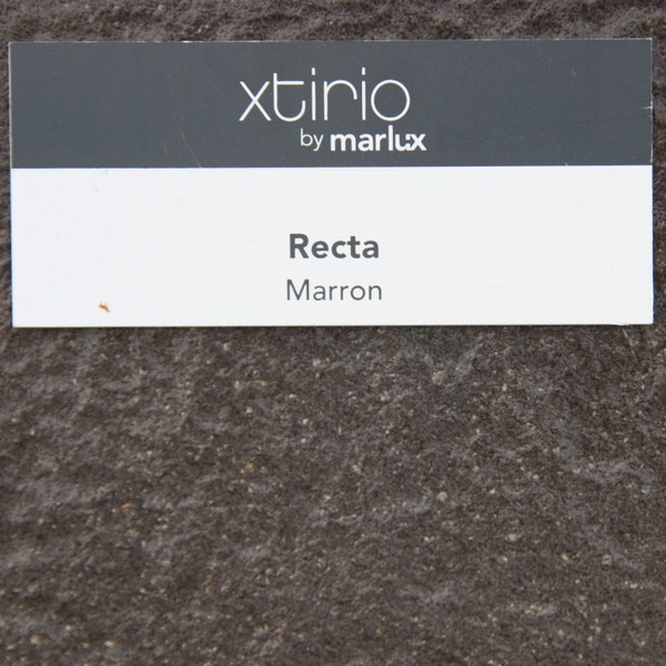 Dalle Marlux Antico Recta angles droits 50 x 50 x 3,8 cm couleur Marron, le M2