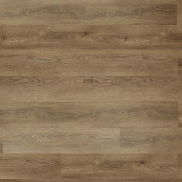 Lames Plombantes PVC chêne classique foncé Larg 22,8 cm par 2,32m2