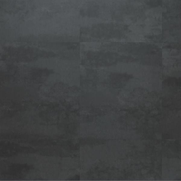 Dalles Plombantes PVC Béton gris anthracite 45,7x45,7cm par 1,67 m2