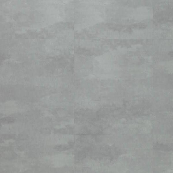 Dalles Plombantes PVC Béton gris titane 45,7x45,7cm par 1,67 m2