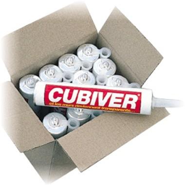 Liant Cubiver, en carton de 8 cartouches