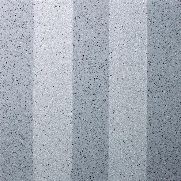 Dalle Marlux Lignardina 40 x 40 x 3,6 cm couleur Gris bleu large bande, le M2