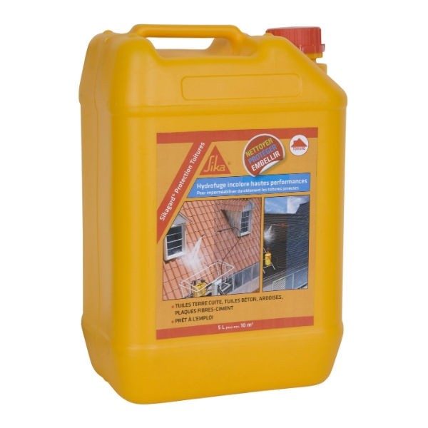 Sikagard Protection Imperméabilisant Toiture 5l