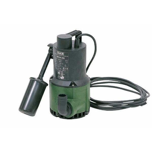 Pompe de relevage pour eaux claires Jetly NOVA 300, ref 131020