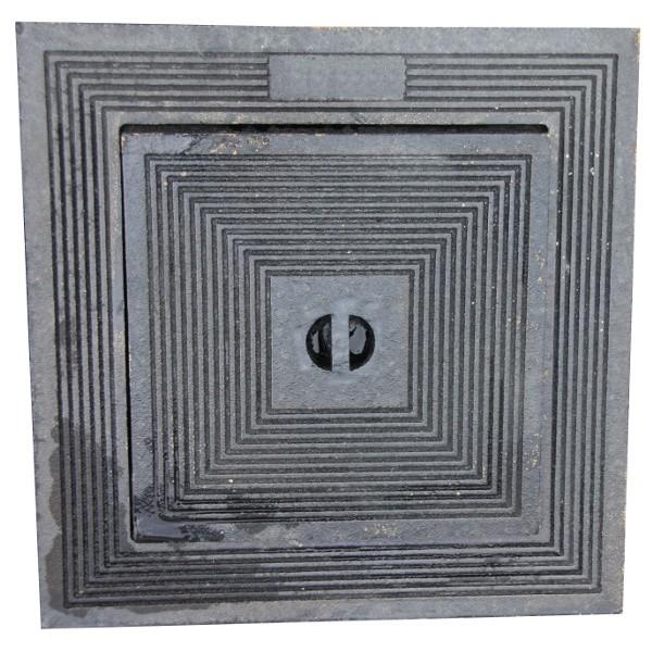 Regard hydraulique 40 x 40 Fonte grise