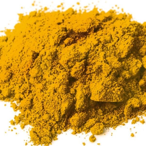Colorant Mortier Béton Jaune foncé Oxyde de fer Defi