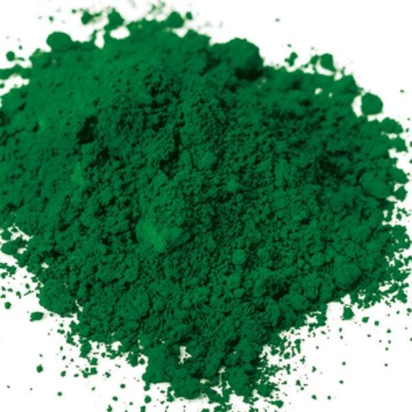 Colorant Mortier Béton Vert Foncé RV15 Oxyde de chrome Defi