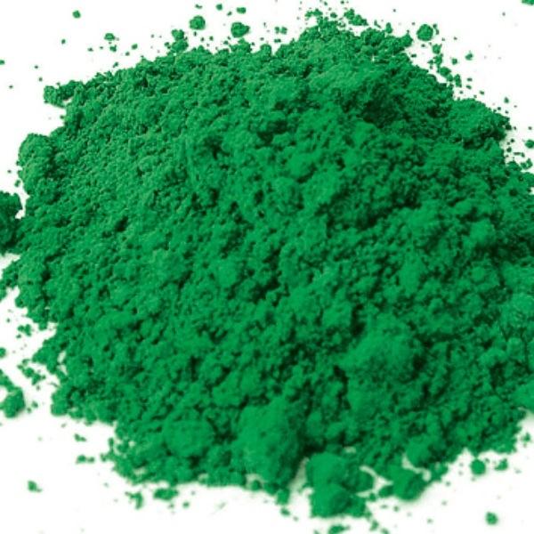 Colorant Mortier Béton Vert Lumière Déco Oxyde de cobalt Defi