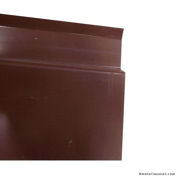 Profil d'arret pour protection de fondation Sika, la longueur de 2 m