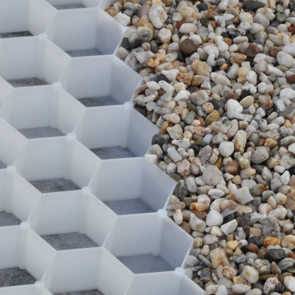 Stabilisateur de gravier BERA® Gravel Fix™ Smart par 15 m2