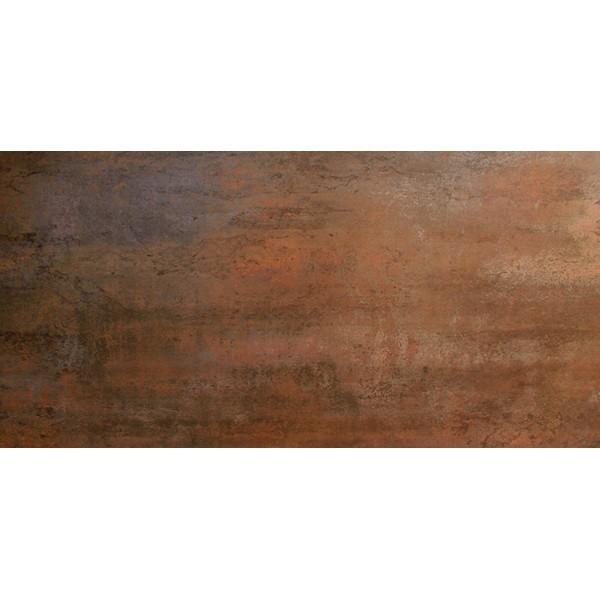 Carrelage Apavisa copper natural effet métal, 30x60cm, le m2